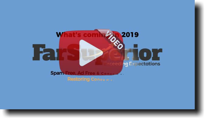 Farsuperior whats coming in 2019 graphic video play button panel